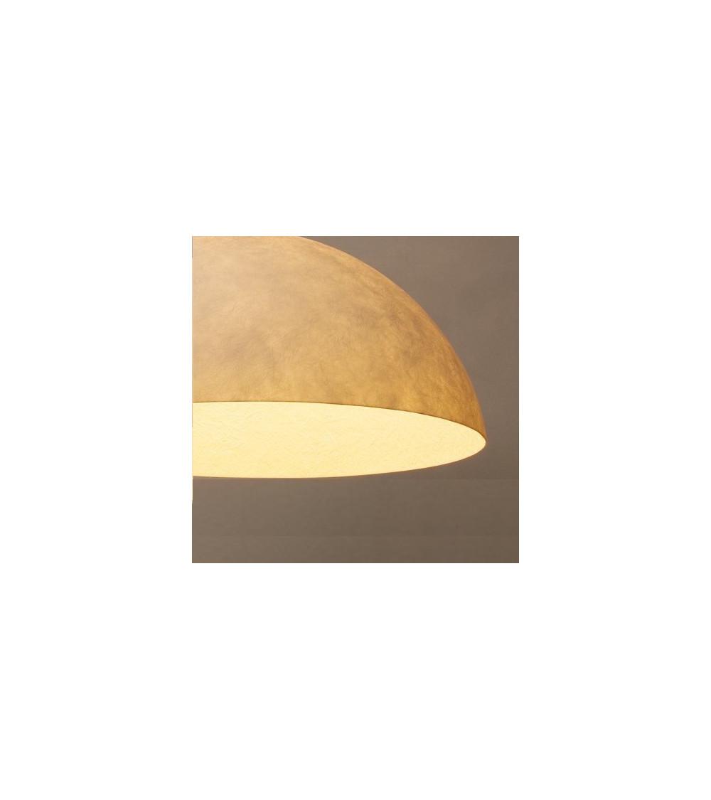 Lampada a sospensione Ines.artdesign Mezza luna 1 Nebulite