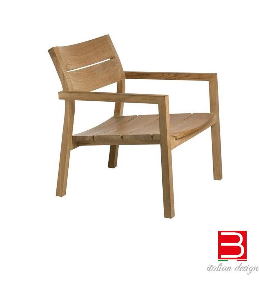 fauteuil Tribu' Kos Teak