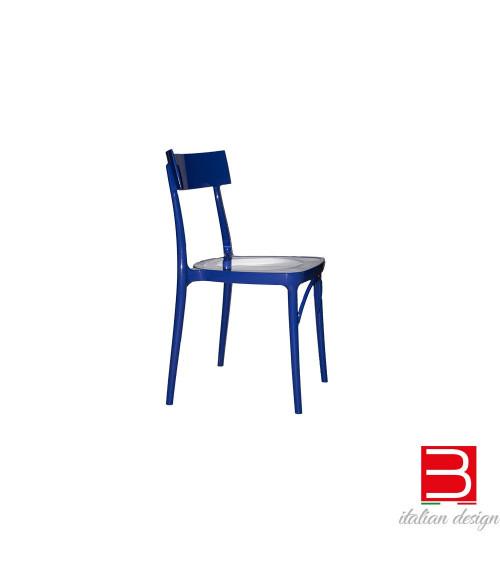 Chair Colico Milano 2015 policarbonato verde
