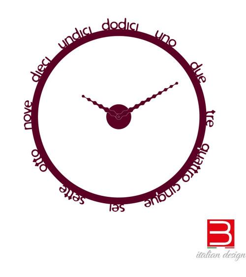 Orologio Progetti Hoop inglese