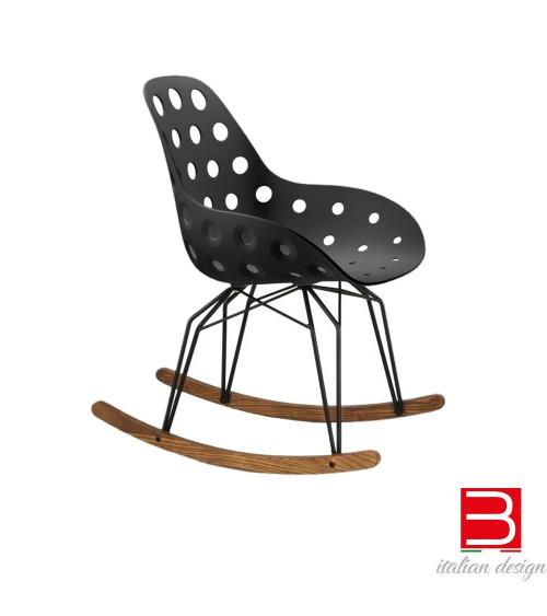 Chair Kubikoff Diamond Rocking-Dimple open