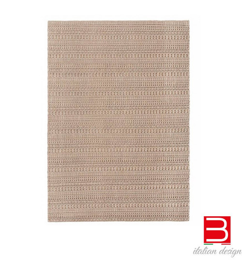 Carpet Gan Knotwork Natural