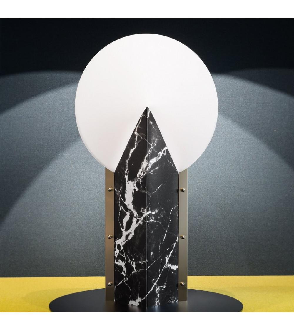 Lampada da tavolo Slamp Moon 25th Anniversary