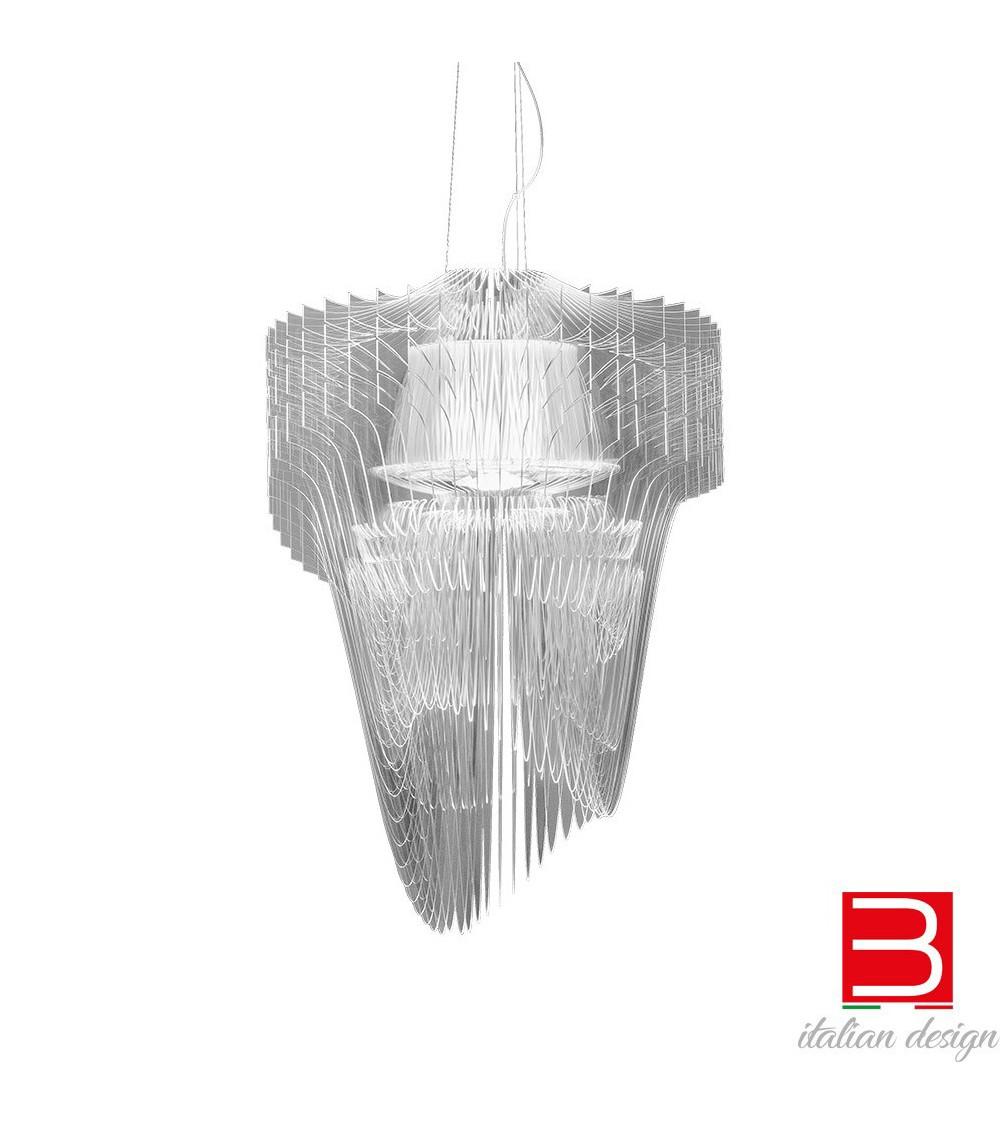 Lámpara de techo Slamp Aria Transparent