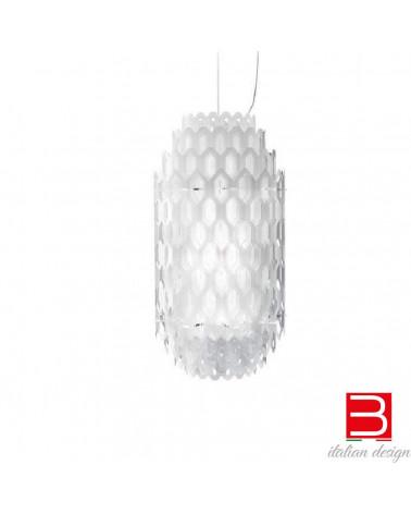 Lampe suspension Slamp Chantal