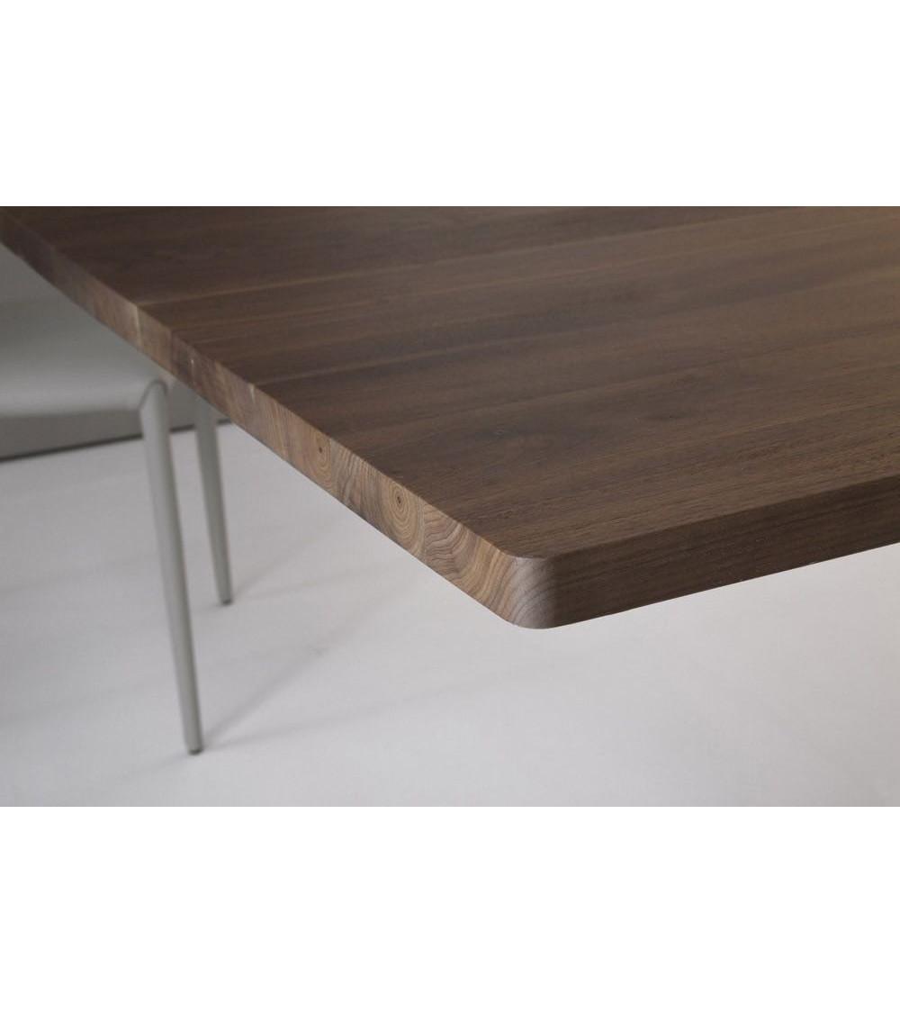 Table Bonaldo Octa con gambe verniciate