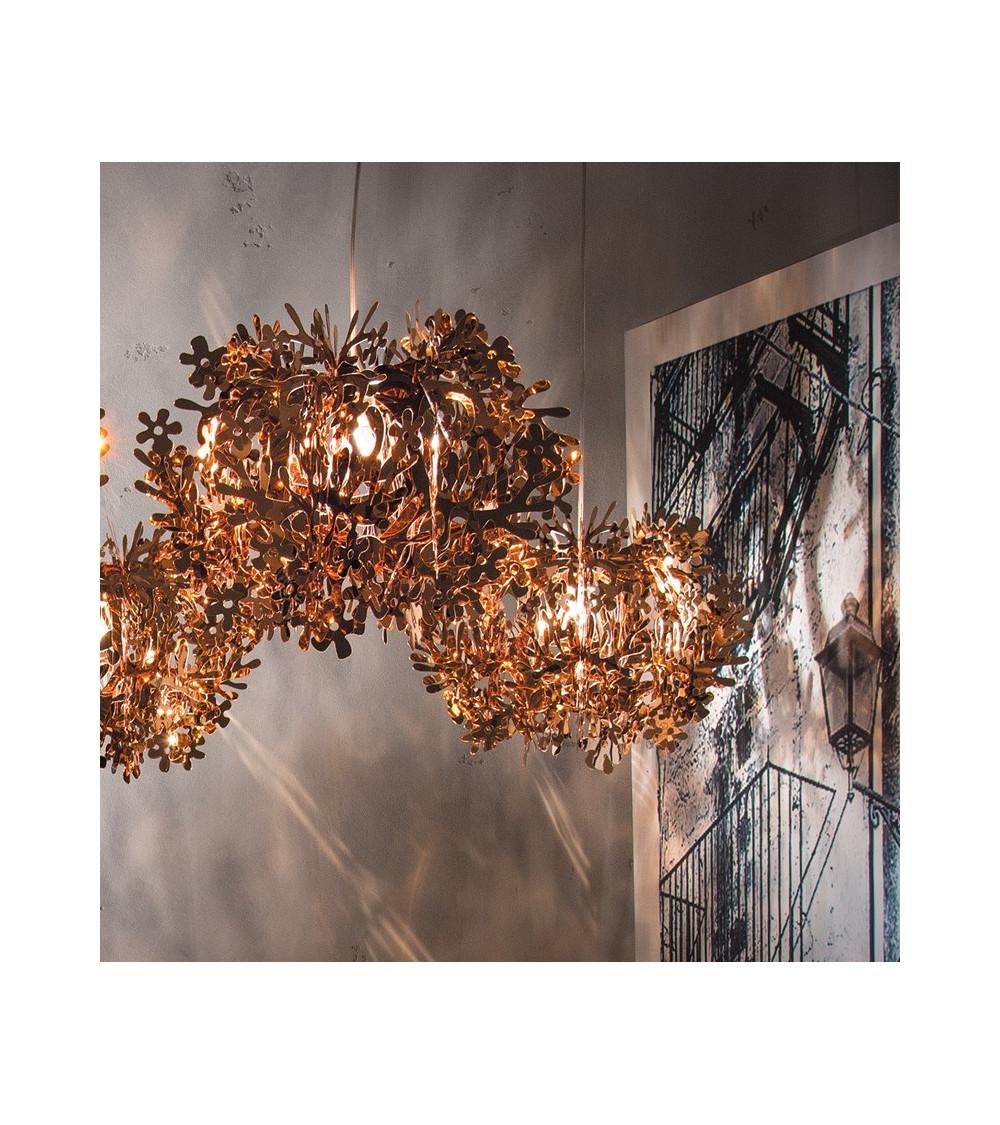 lámpara de techo Slamp Fiorella Mini