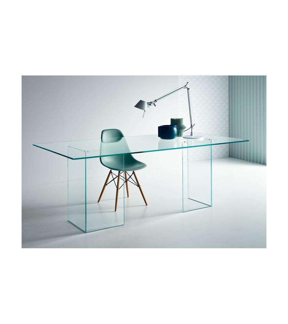 Tavolo in vetro Tonelli Bacco