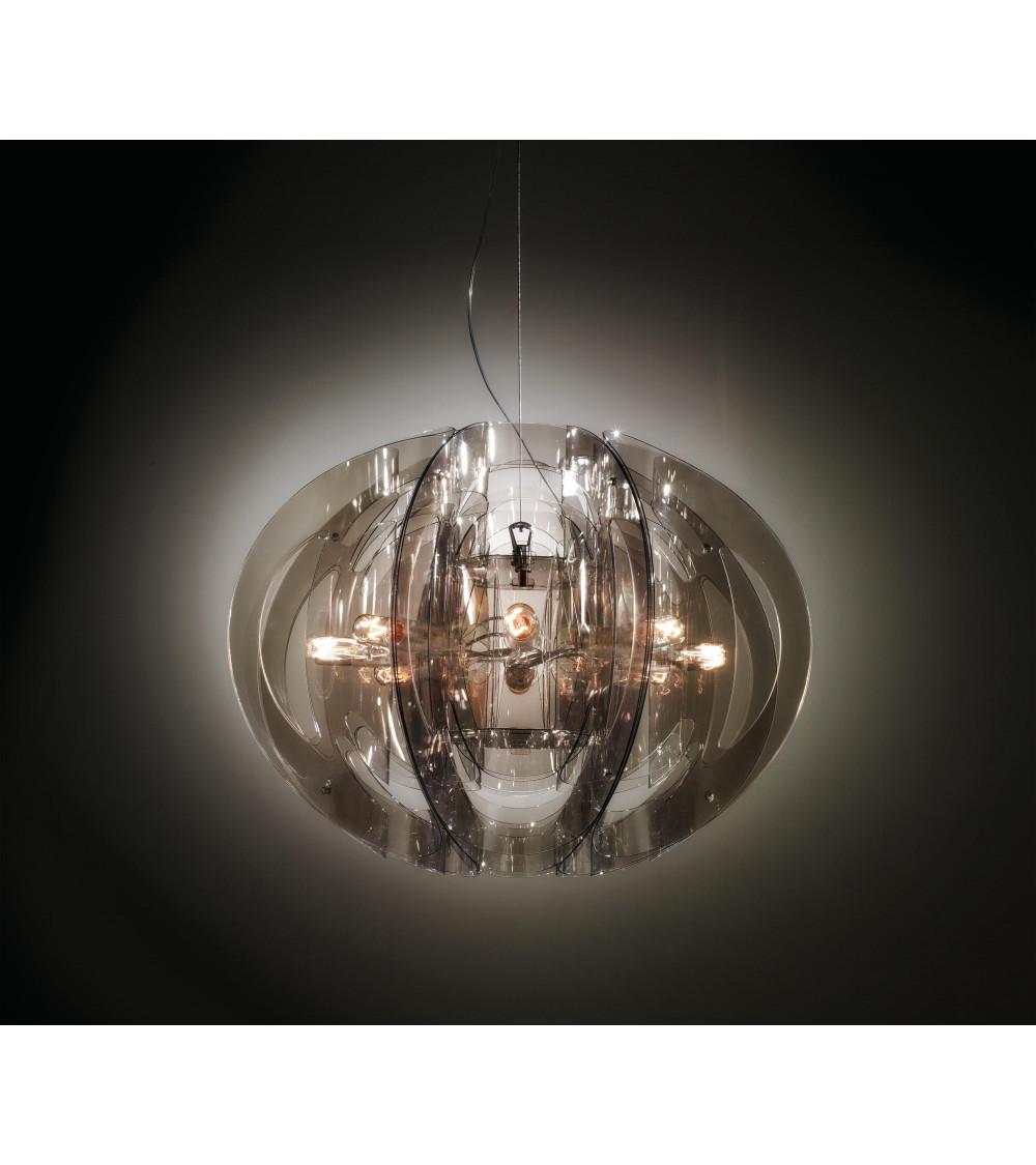 Lámpara pendiente Slamp Atlante