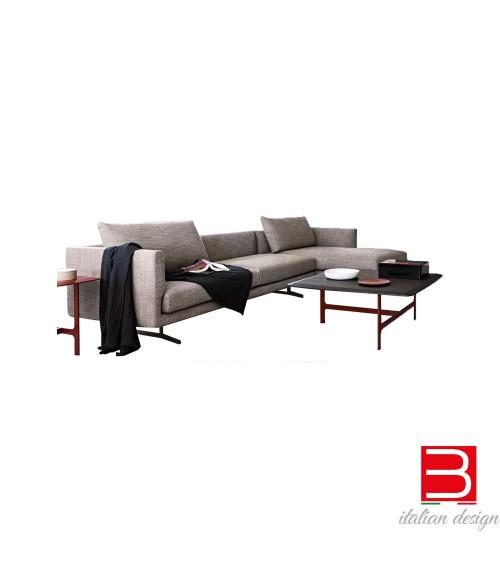 Sofa mit Chaiselongue Alf DaFrè Copenaghen