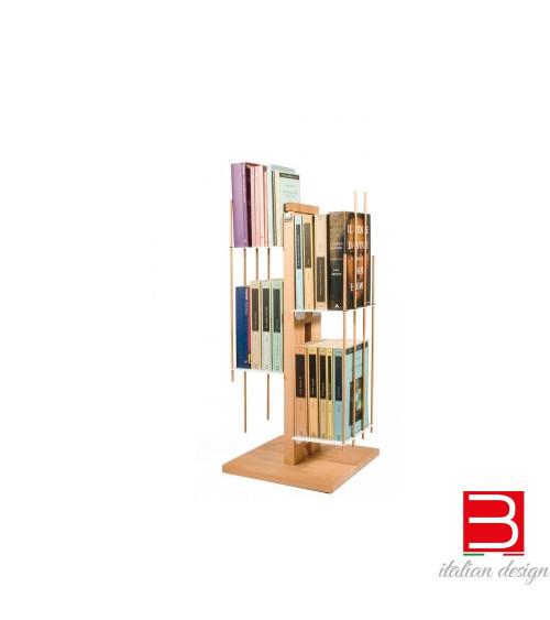Bookcase Le zie di Milano Zia Veronica a colonna