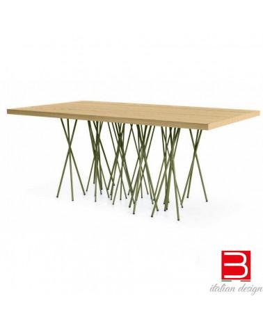 Tavolo Sedit Bamboo 100x200 cm
