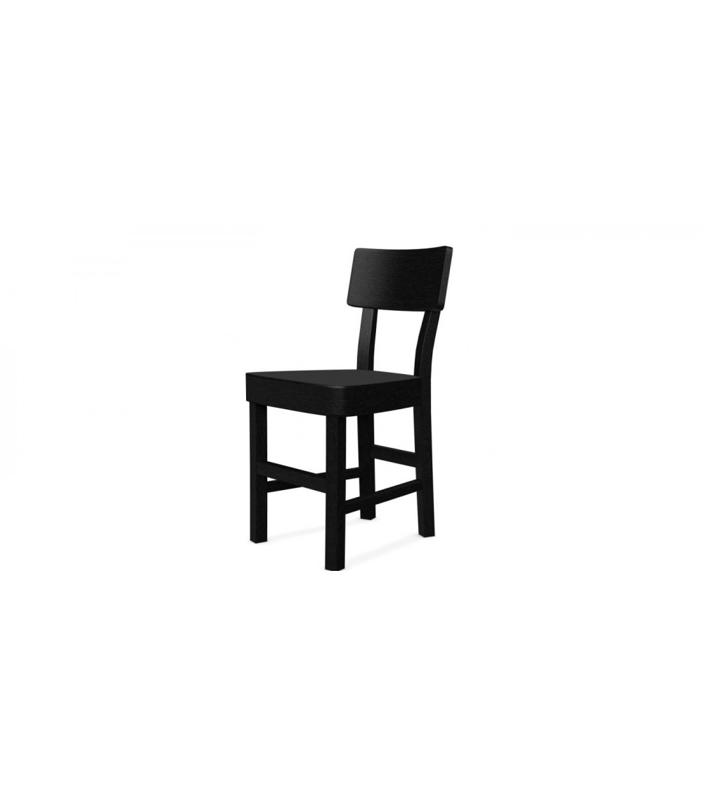 Chair Gervasoni Black 123/123R