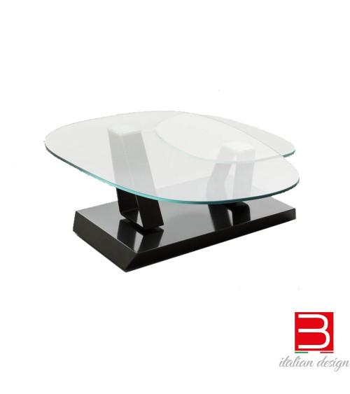 Coffee Table Ozzio Italia T056 Twist Sasso