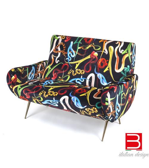 3 seater sofa Seletti Toiletpaper