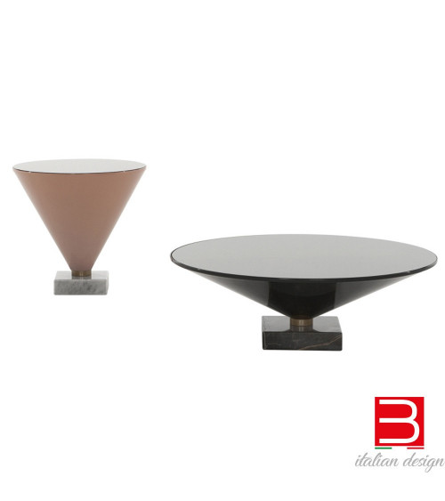 Coffee table Tonin Casa Flute