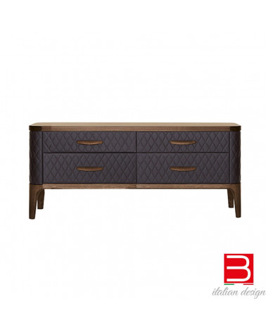 Commode 4 drawers Tonin Casa Tiffany 6442