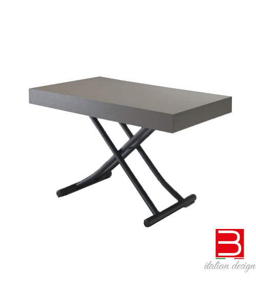 Table basse transformables Ozzio Italia T123 Newood
