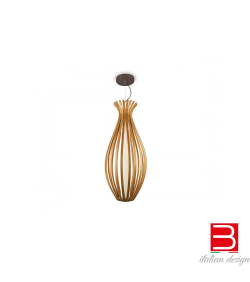 Lampada a sospensione Grok Bamboo