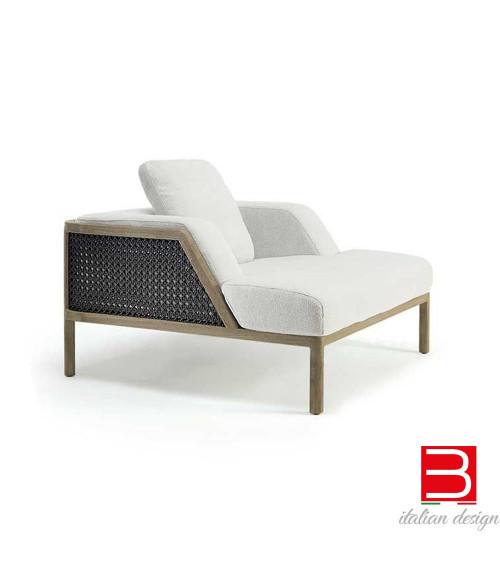 Lounge chair Ethimo Grand Life