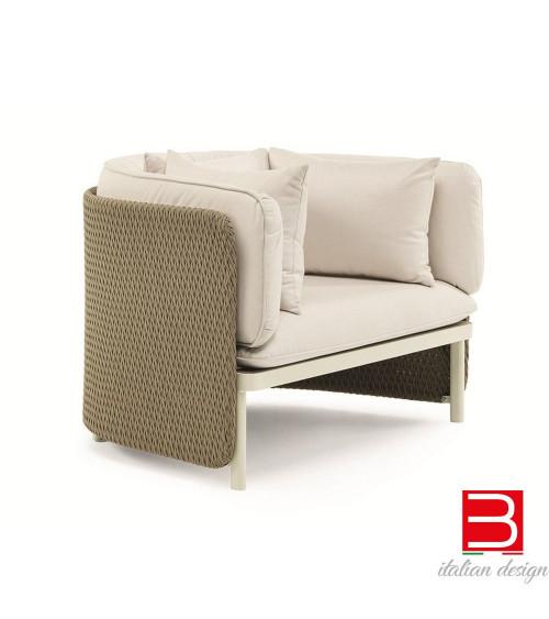 Armchair lounge Ethimo Esedra