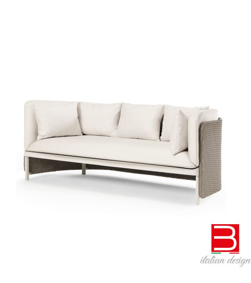 Sofa 3 seater Ethimo Esedra