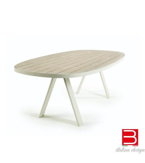 Tavolo ovale Ethimo Esedra