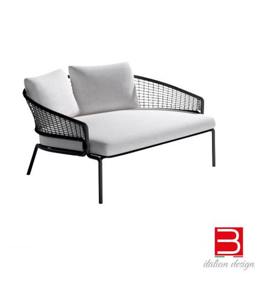 Lounge Bed Tribù CTR