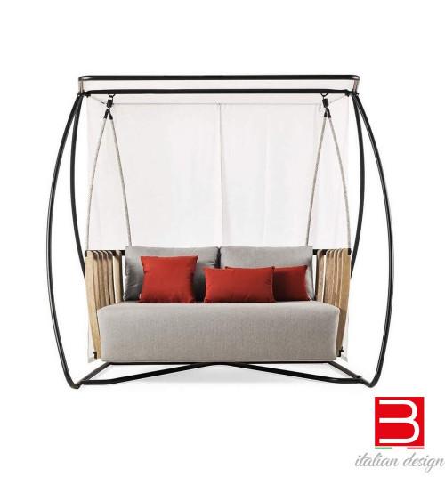 fauteuil à bascule Ethimo Swing
