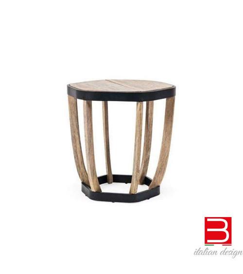Tavolino Basso esagonale Ethimo Swing