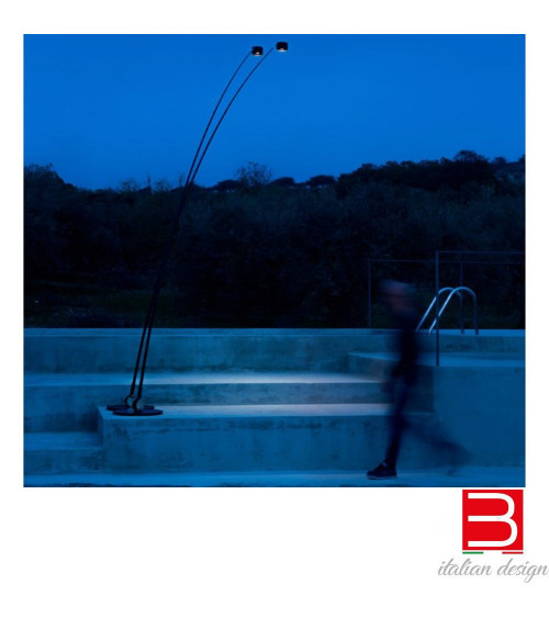 Floor lamp Davide Groppi Sampei Outdoor