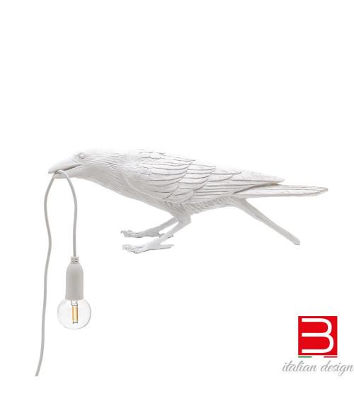 Lampe de table Seletti Bird Waiting