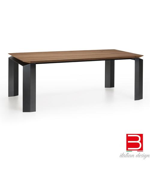 Tavolo Ronda design Panta Rei Wood