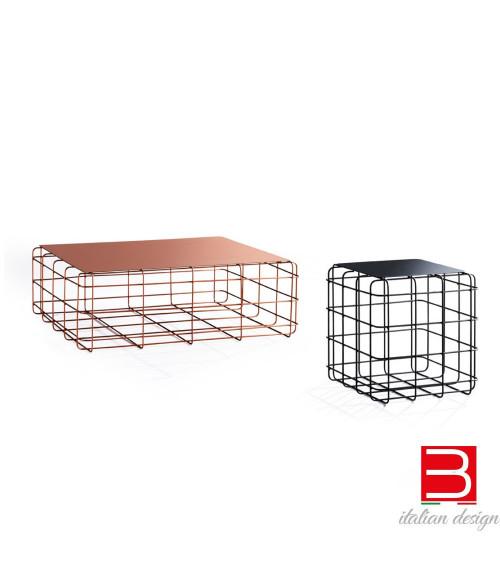 Tavolino Ronda Design Wire