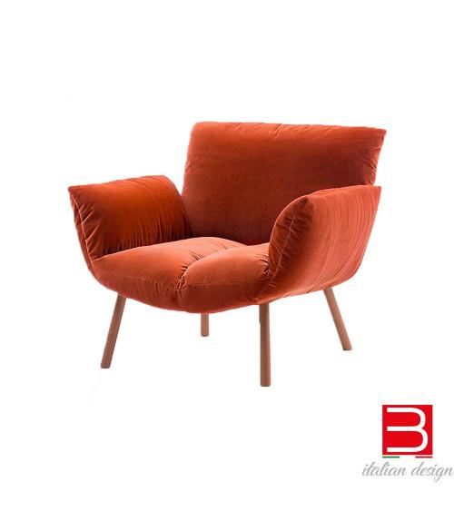 Armchair Bonaldo Pil armchair