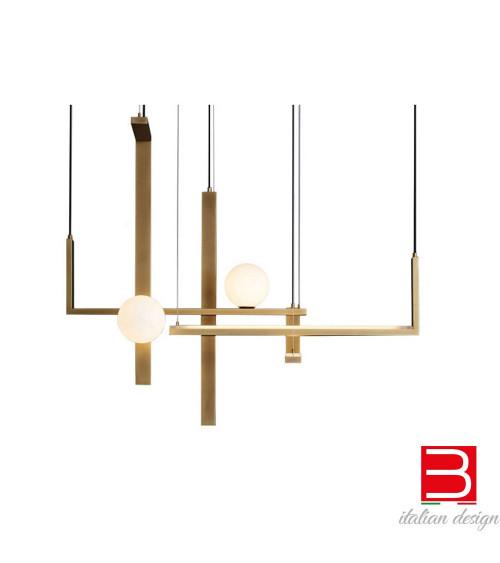Suspension lamp Venicem Less System