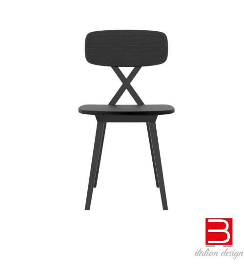 Silla Qeeboo X Chair