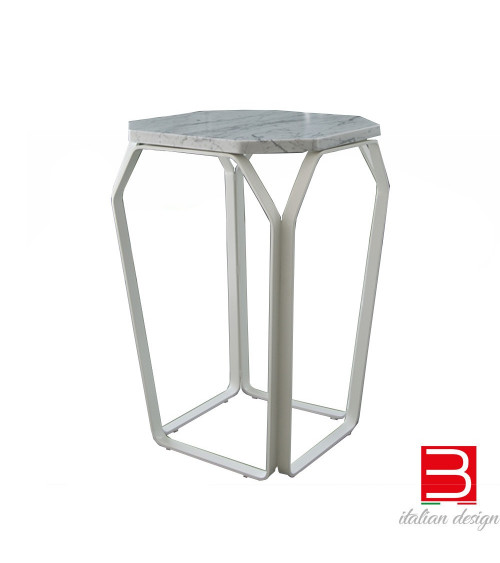 Tavolino Meme Design Tray 1 marmo
