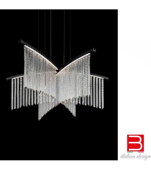 Lampada a sospensione Barovier&Toso Crown