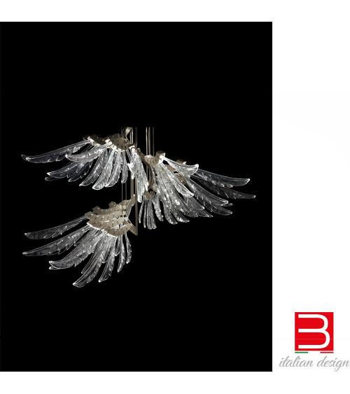 Lampara de suspension Barovier&Toso Crown
