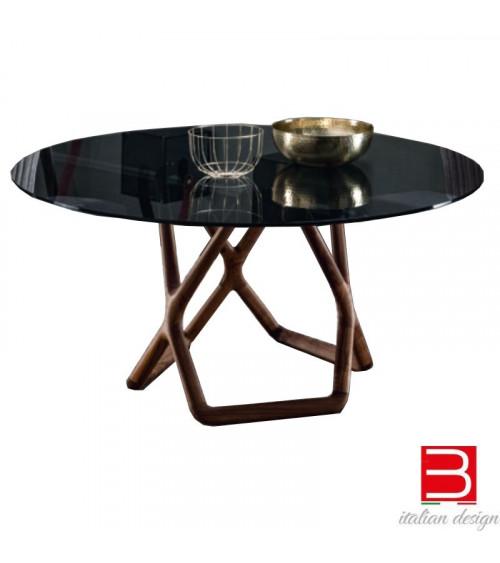 Table Tonin Casa York Glass