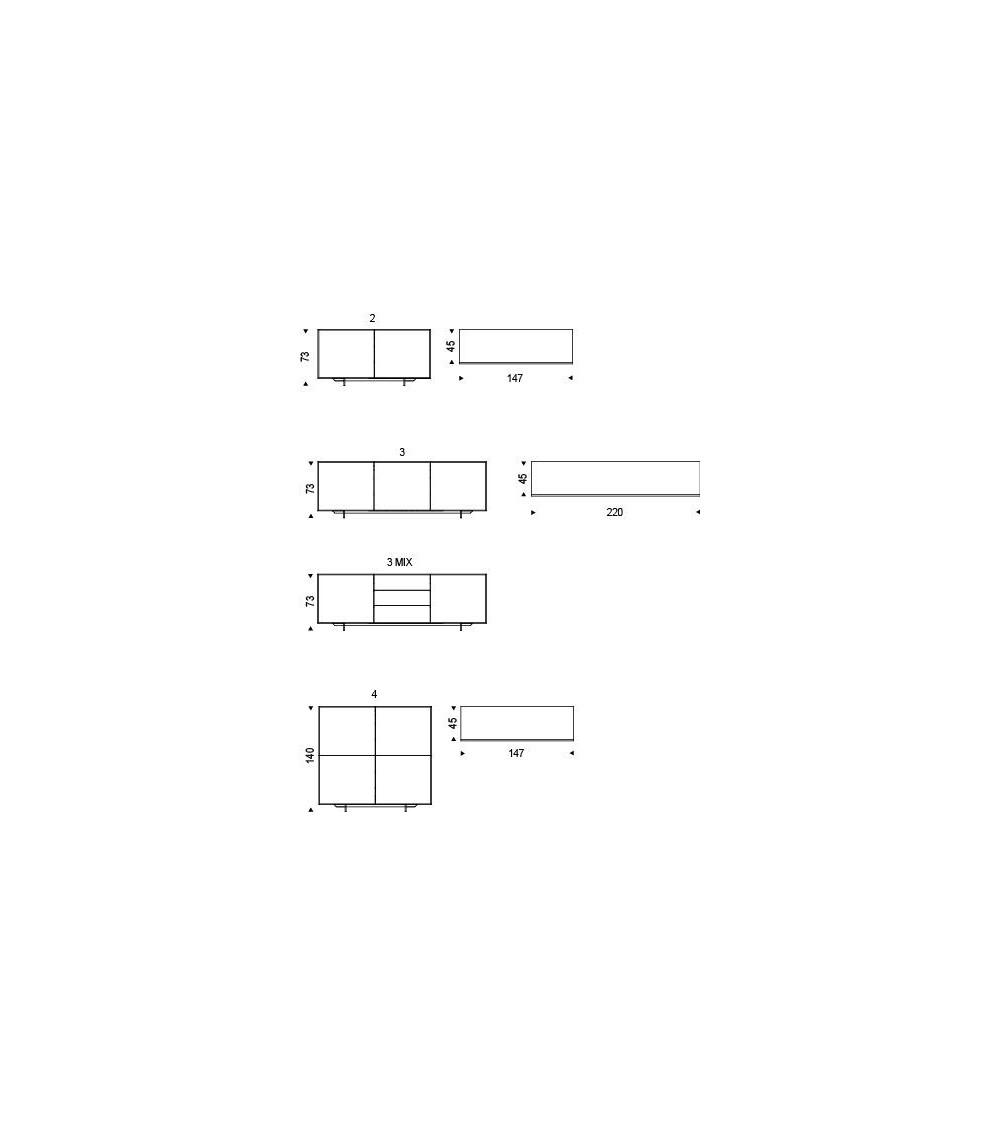sideboard-cattelan-oxford