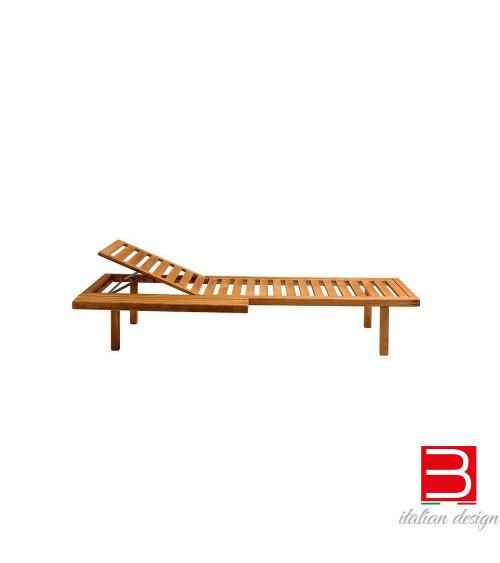 reclining lounger Tribu' Vis à Vis