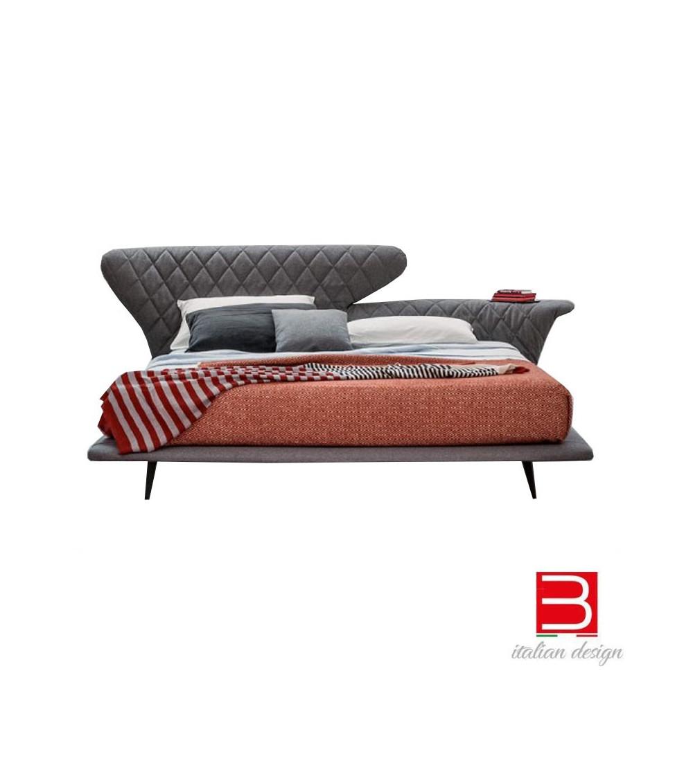 Bed Bonaldo Lovy bed Ego 160x200 cm