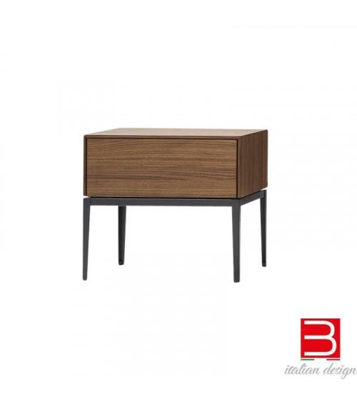 Table de chevet Bonaldo Gala avec un tiroir