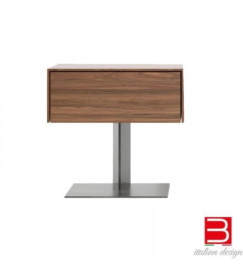 Table de chevet Bonaldo Wai avec un tiroir