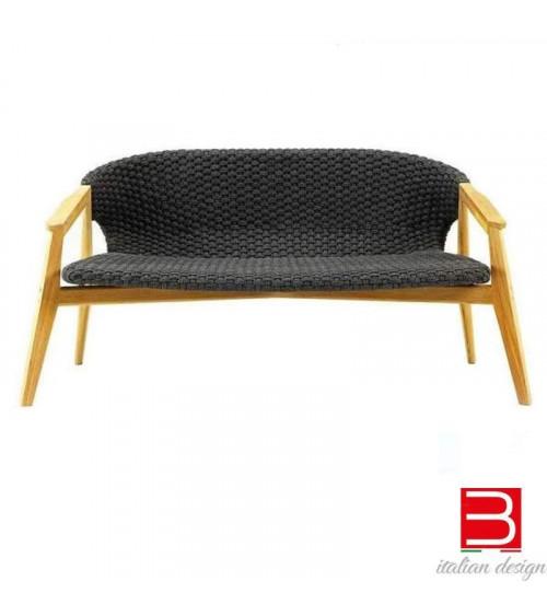 Sofá de 2 plazas Ethimo Knit