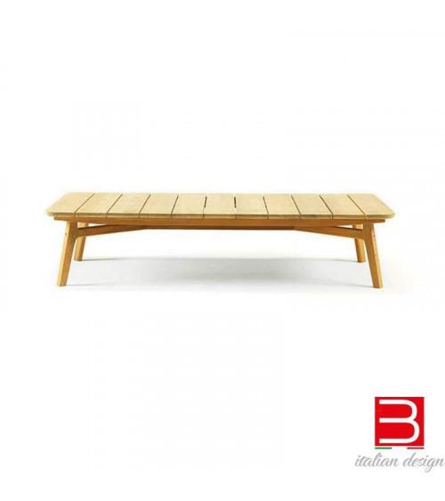 Coffe table rectangular  Ethimo Knit