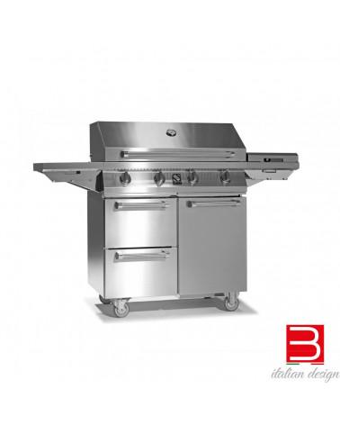 Barbecue Steel Cucine Swing 90