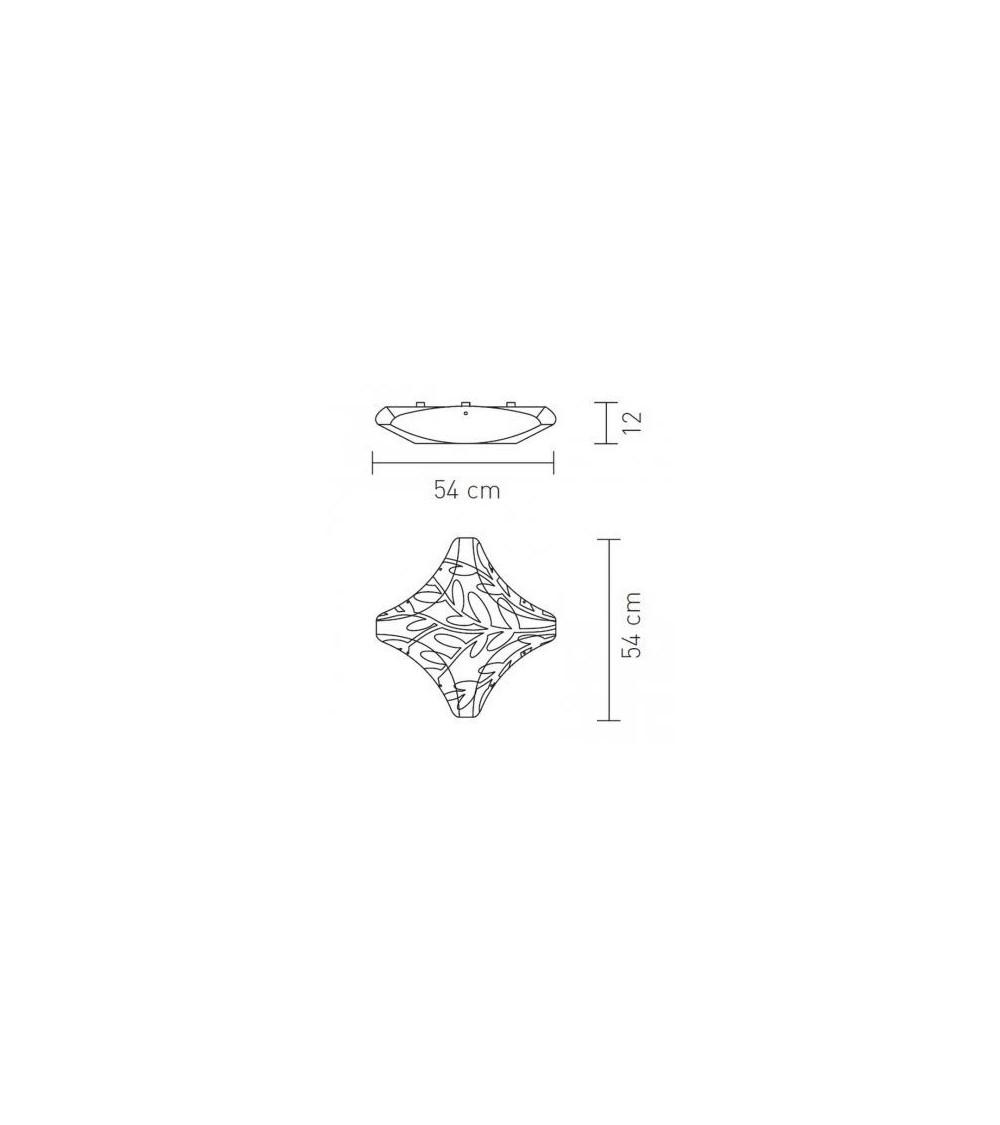 Plafond / Applique Slamp Dafne